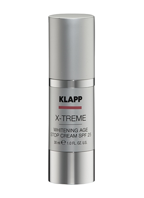 Klapp X-treme Whiting Age Stop SPF 25 30 Ml Renksiz
